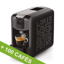 LAVAZZA EP MINI NOIRE + 100 CAFÉS