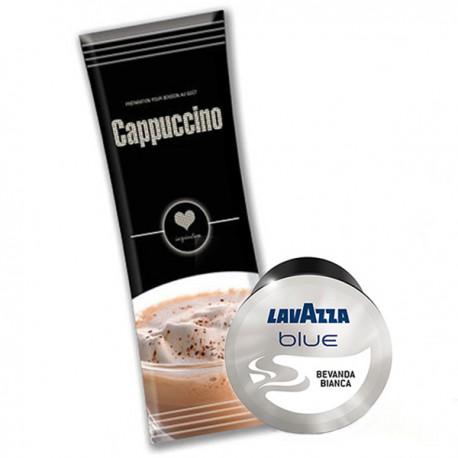 50 préparation Cappuccino + base de lait
