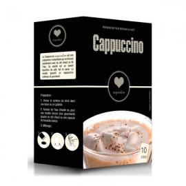 10 Sticks Cappuccino seul