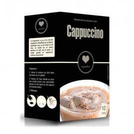 10 Sticks Cappuccino seul