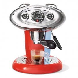 Machine Illy X7.1 - Rouge