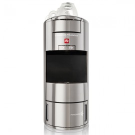 Machine Illy X9 Chrome